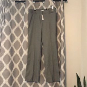 Women's Black and White dress Pants-NWT